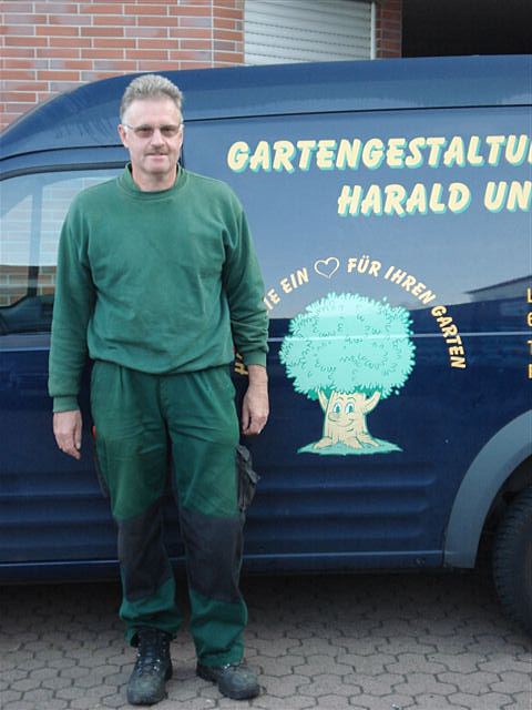 harald unger